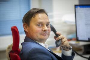 Marko Šeško, FIN-Servis